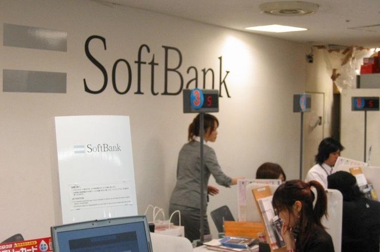 SoftBank прозвітувала про перші квартальні збитки за 14 років