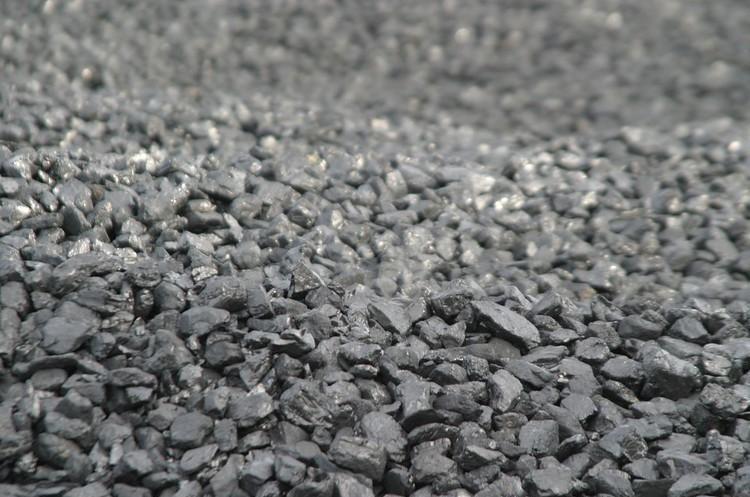 Запаси вугілля на електростанціях перевищили 2 млн тонн