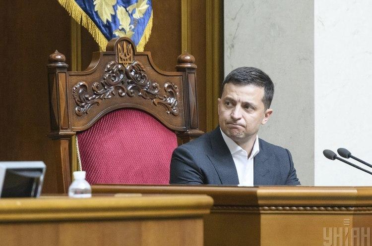 Зеленский ветировал законопроект о верификации и мониторинге государственных выплат
