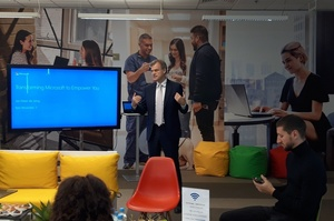 СЕО «Microsoft Україна»: «У регіоні з 24 країн ви для нас – найдинамічніший за доходами ринок»