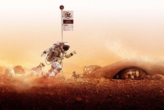 Ілон Маск розповів, через скільки років вдасться побудувати колонію на Марсі