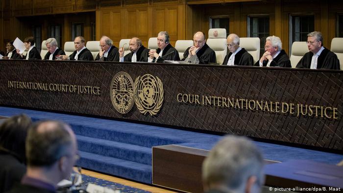 Суд ООН в Гаазі підтвердив свою юрисдикцію у розгляді позову України до РФ