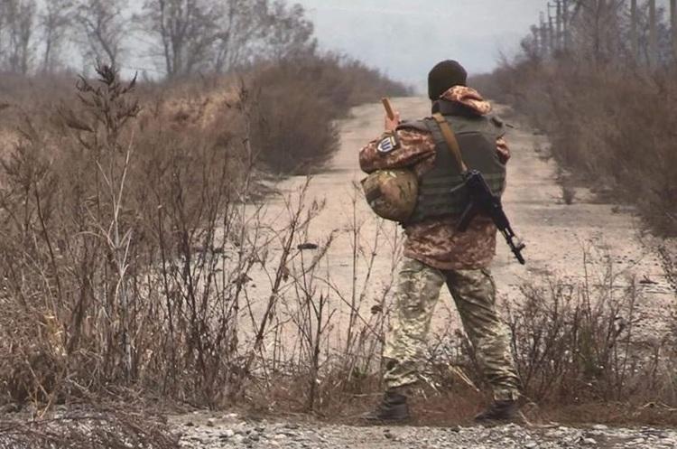 Українські війська в разі провокацій з боку сепаратистів знову займуть свої позиції - ООС