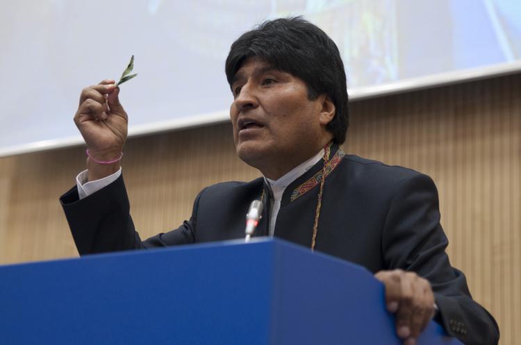 Президент Болівії Ево Моралес оголосив про відставку та нові вибори під тиском протестів