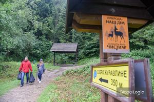 Туристи та волонтери зібрали понад 1000 кілограмів сміття за допомогою українського додатку EcoHike