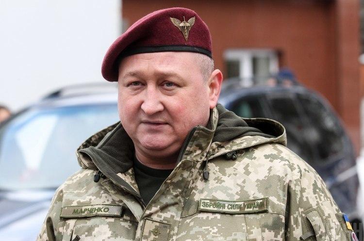 Суд обрав запобіжний захід для генерал-майора Марченка у справі про закупівлю неякісних речей для ЗСУ