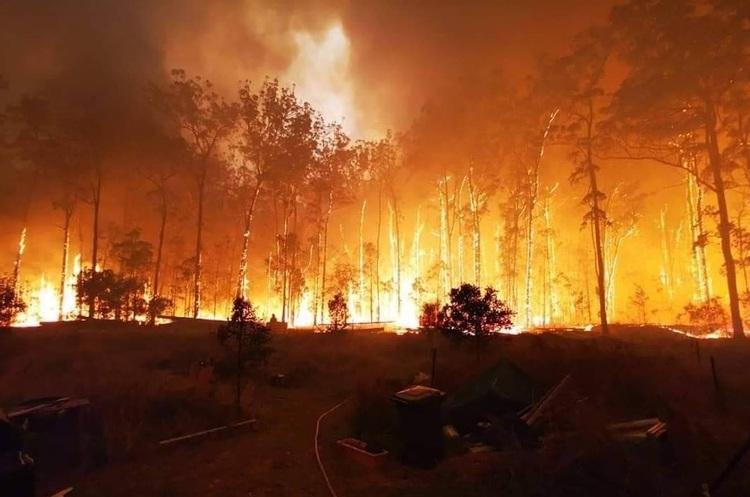В Австралії через пожежі скасували фінал чемпіонату світу з авторалі
