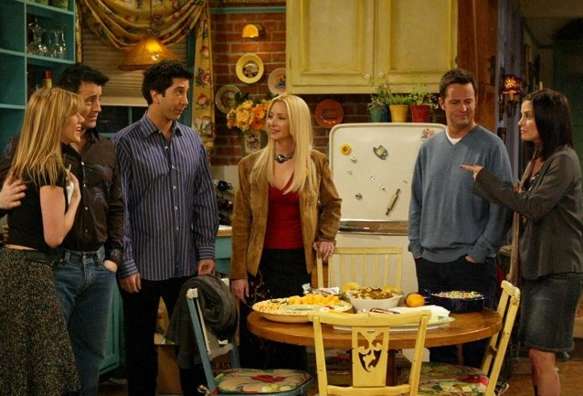 HBO планує зняти продовження серіалу «Друзі» - ЗМІ