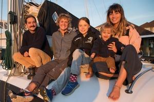 Грета Тунберг попливе через Атлантику в Європу на 14-метровому катамарані