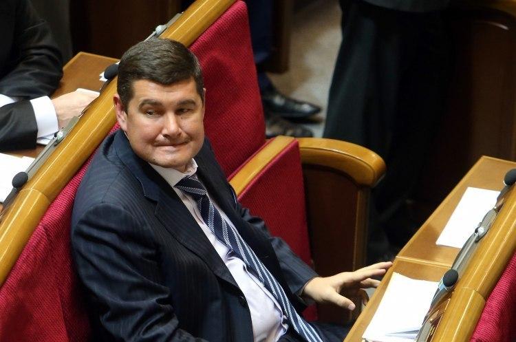 Суд заарештував 500 000 євро Онищенка «за коня» – САП