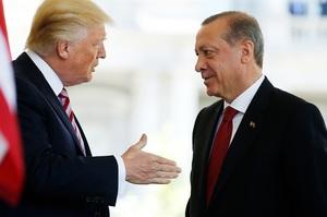 Трамп закликав Ердогана не купувати російські С-400, турецький президент вважає це тиском