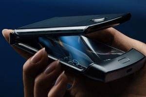 Motorola представила власний гнучкий смартфон (ВІДЕО)