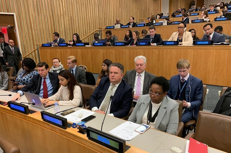 Комітет ООН прийняв нову резолюцію по Криму, незважаючи на погрози росіян