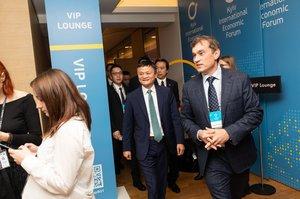 CК ARX стала партнером крупнейшего в Украине Киевского международного экономического форума