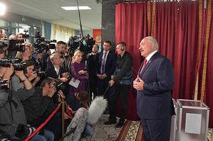 Лукашенко заявив про намір знову піти в президенти Білорусі в 2020 році