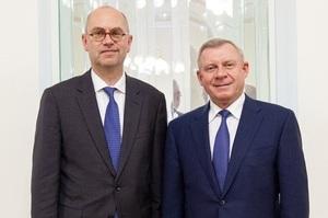 Представники МВФ зустрілися з керівництвом Нацбанку