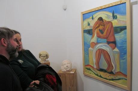 Вернісаж місяця: таємниці жіночої натури в скульптурі та живописі