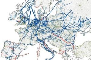 Європа збирається відмовитися від усіх газових проектів з 2022 року
