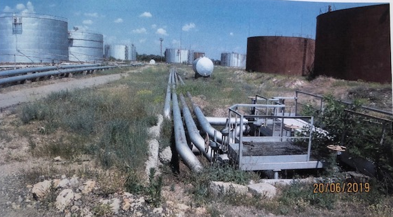 СЕТАМ на торгах продав Херсонський нафтоперевалочний комплекс за 200 млн грн