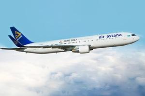 Казахстанська Air Astana хоче купити 30 літаків «скандальних» Boeing 737 MAX