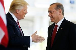 Ердоган сказав Трампу, що Туреччина не відмовиться від російських С-400