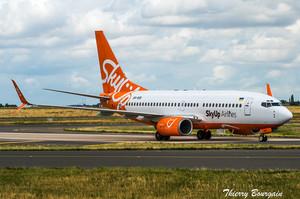 SkyUp відновить польоти з Харкова у Париж