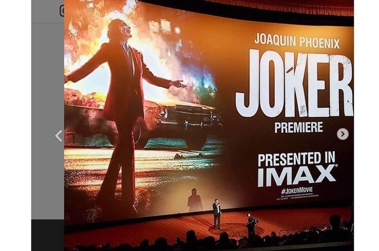Касові збори «Джокера» перевищили $1 млрд, режисер виклав вітальне відео в Instagram