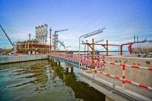 В Польщу прибув танкер з американським газом для України