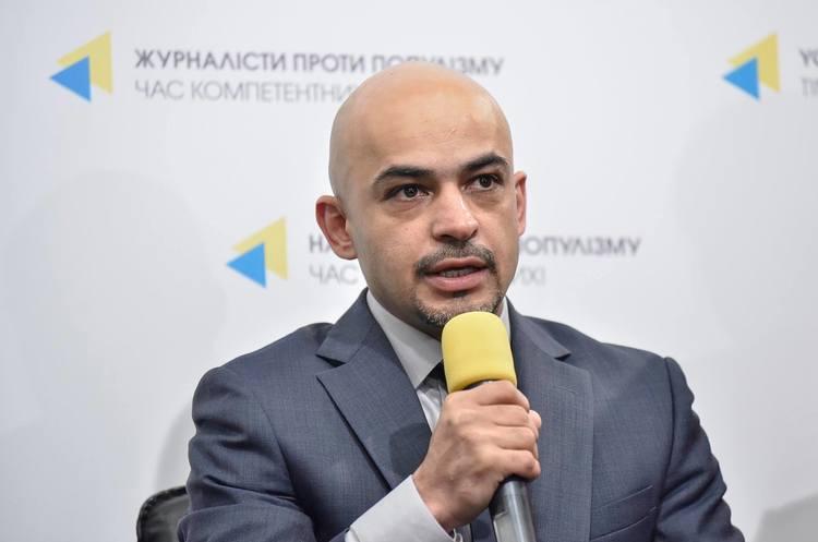Найєм став заступником гендиректора в «Укроборонпромі»