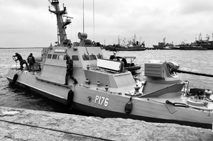 Матіос уточнив список зниклих речей із повернутих Росією українських кораблів