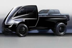 Ілон Маск сьогодні представить новий пікап від Tesla