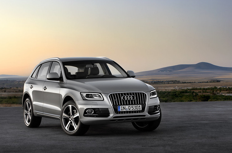 Volkswagen відкликає в Росії 9500 Audi Q5