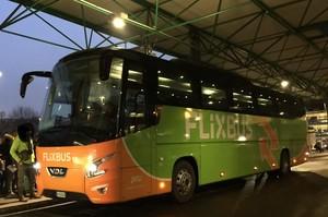 Автобусний лоукостер Flixbus анонсував відкриття першого в Україні «зеленого» маршруту