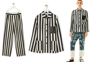 Бренд Loewe вибачився за одяг, що нагадує уніформу в'язнів концтабору
