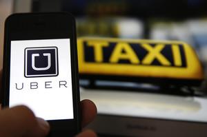Uber позбавили ліцензії на роботу в Лондоні