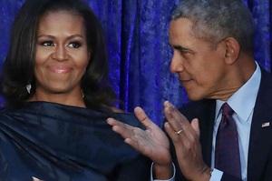 На премію «Греммі» цього року разом з Біллі Айліш номінується Мішель Обама