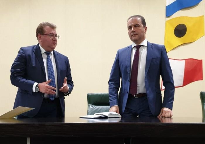 Мінінфраструктури призначило в. о. директора морського торговельного порту «Южний»