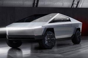 Cybertruck від Tesla був помічений на автомобільній дорозі (ВІДЕО)