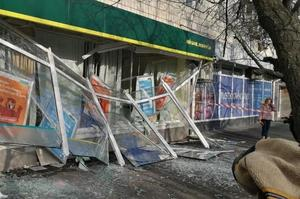Поліція затримала підозрюваних у підриві відділення Ощадбанку в Києві — Андрій Пишний
