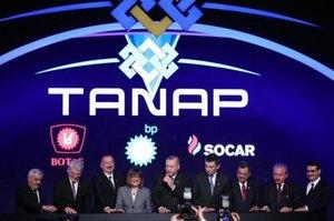 Туреччина та Азербайджан відзначили відкриття газопроводу TANAP для транспортування газу до Європи