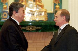 «Ми не називаємо те, що відбулося в Криму, анексією» – президент Казахстану