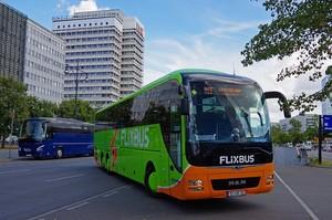 Найбільший автобусний лоукостер FlixBus запускає перший «зелений» маршрут з України в Чехію