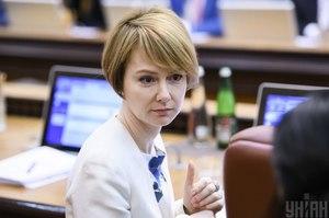 Кабмін звільнив заступницю міністра закордонних справ Зеркаль