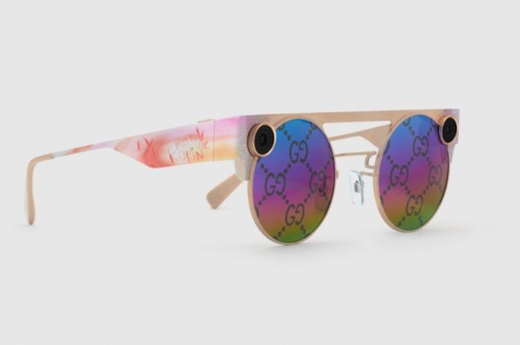 Snap та Gucci презентували свої окуляри доповненої реальності