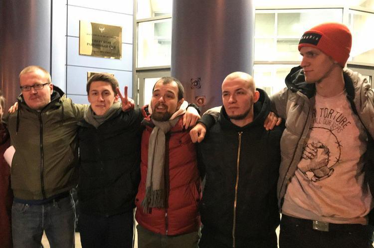 Учасників протестів у Москві засудили до кількох років колонії