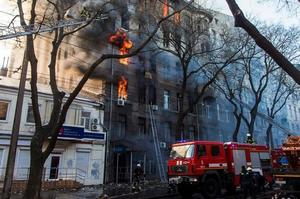 Пожежа в Одесі: вже восьмеро загиблих