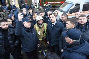 «Пожежа в коледжі в Одесі – це жахливий злочин» – Гончарук назвав імена відповідальних
