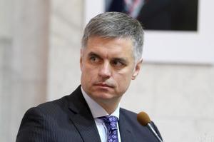 Пристайко окреслив «основні елементи» позиції України на «нормандському саміті»
