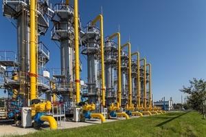 Середня ціна імпортного природного газу в листопаді знизилася на 11,1%