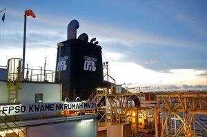 Акції британської нафтовидобувної компанії Tullow Oil обвалилися
